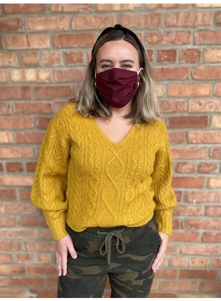 RD Style 'You Can't Catch Up' Sweater