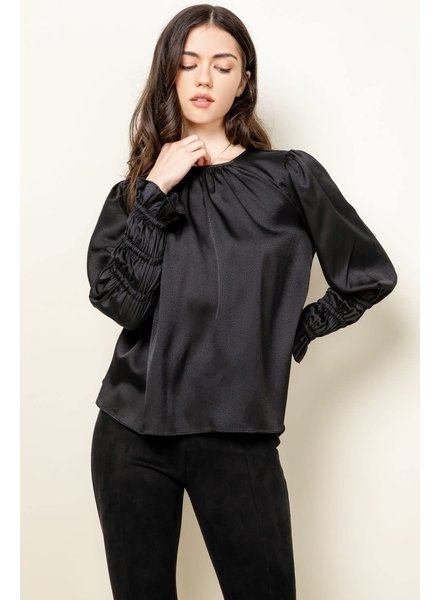 THML 'As Blousy As It Gets' Top (Small) **FINAL SALE**