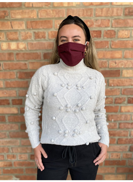RD Style '3D Action' Textured Sweater