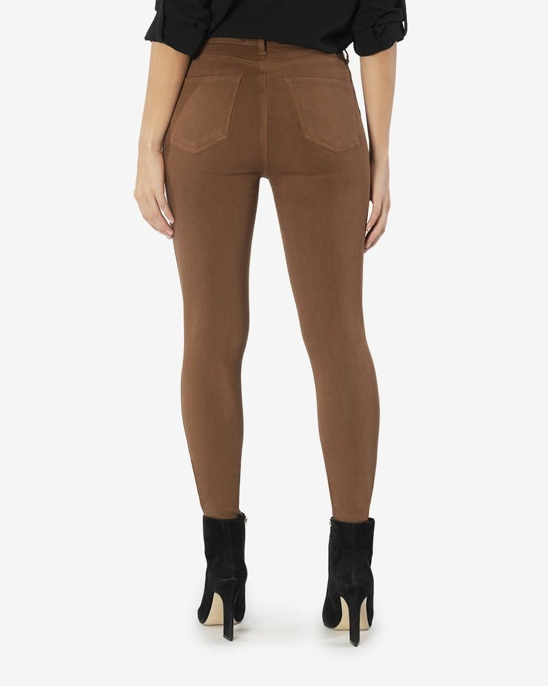Kut from the Kloth Kut from the Kloth 'Mia' Fab Ab High Rise Skinny Jeans in  Whiskey