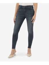 Kut from the Kloth 'Mia' High Rise Skinny Jeans in Viewed