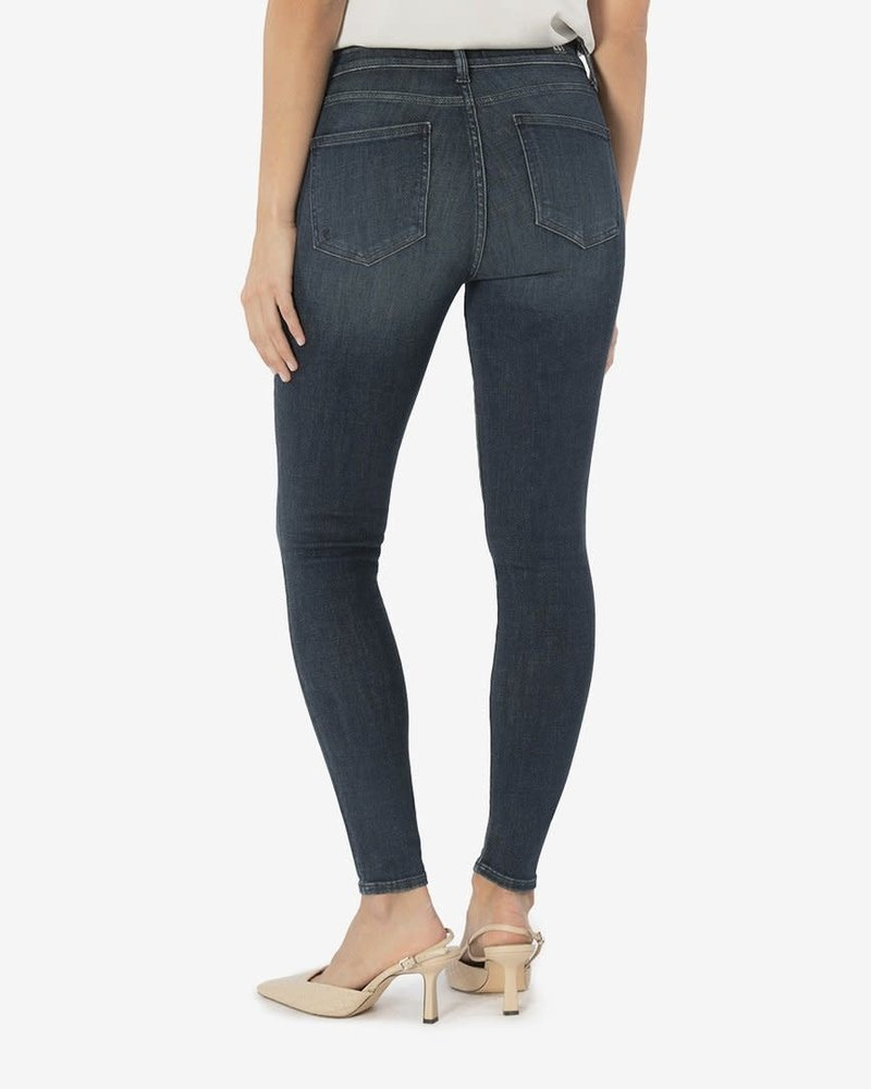 Kut from the Kloth Kut from the Kloth 'Mia' High Rise Skinny Jeans in Viewed