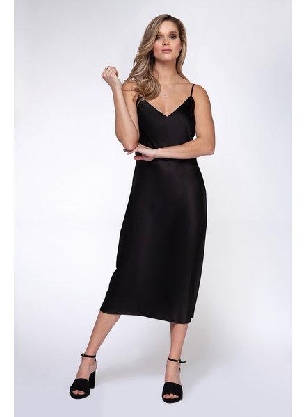 Black Tape 'What A Night' Slip Dress
