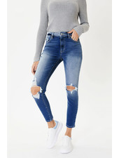 Kancan 'Betsy' High Rise Super Skinny Jeans