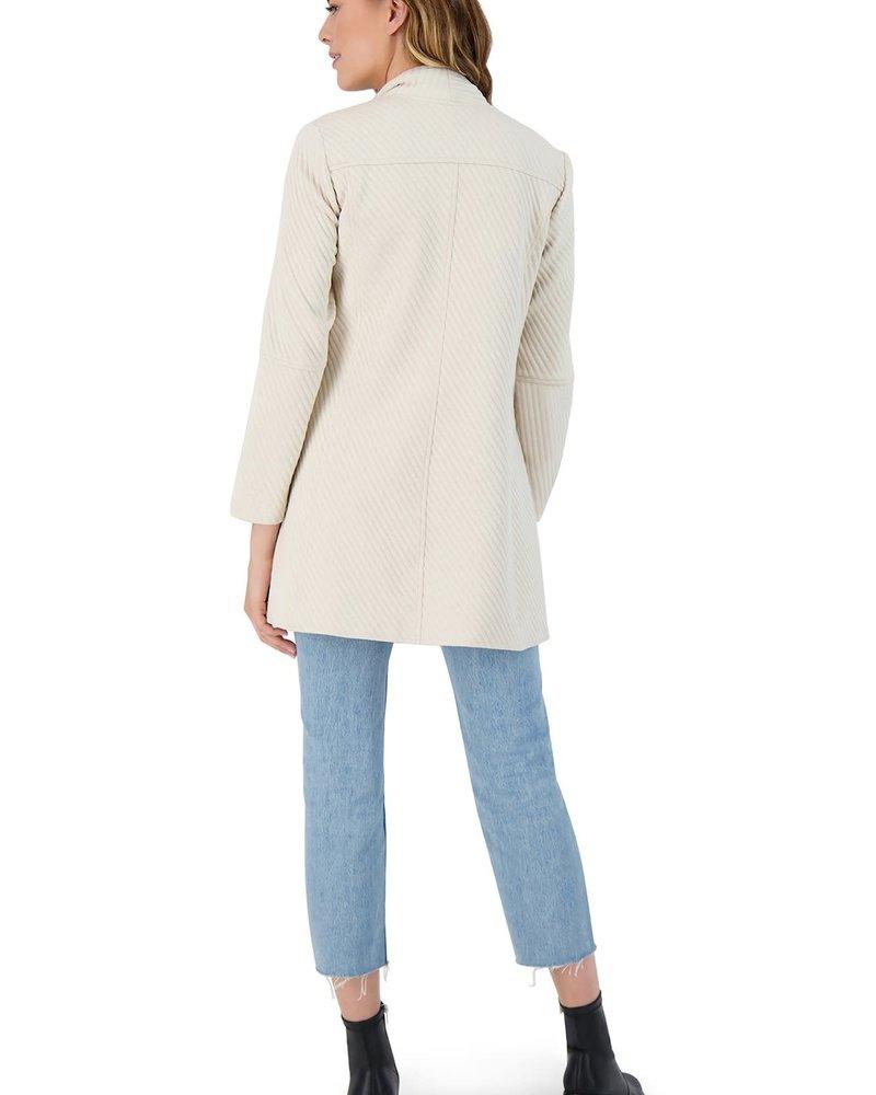 BB Dakota BB Dakota 'In Her Element' Knit Coat (Medium)