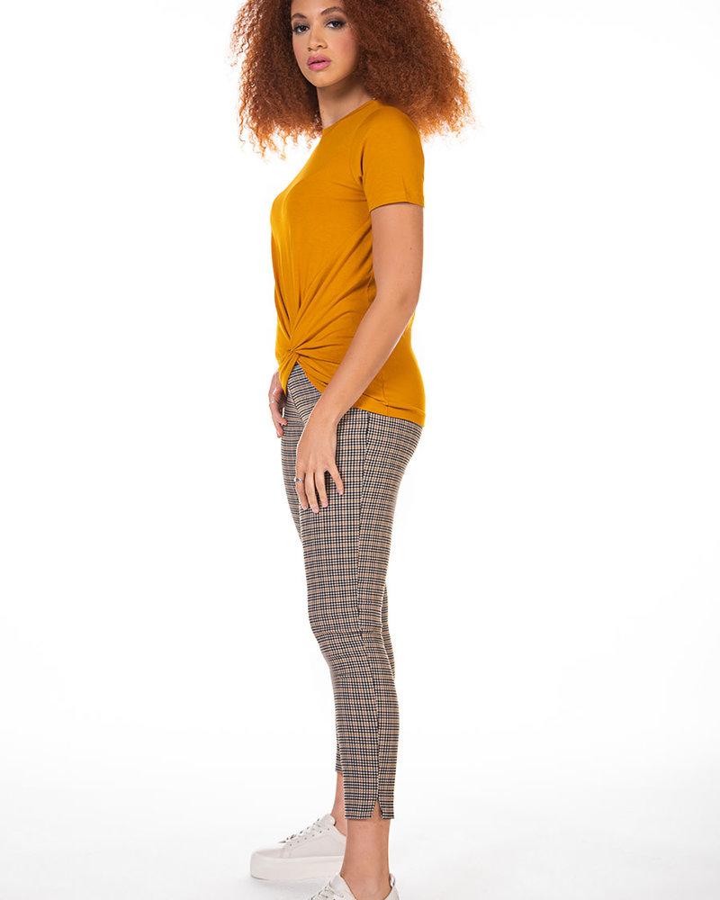 Dex Dex Marigold 'You Got Me Twisted' Top