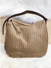 Belle Up 'Maryann' Woven Hobo Bag (More Colors)