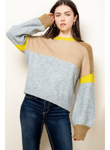 THML 'Don't Get Blocked' Sweater