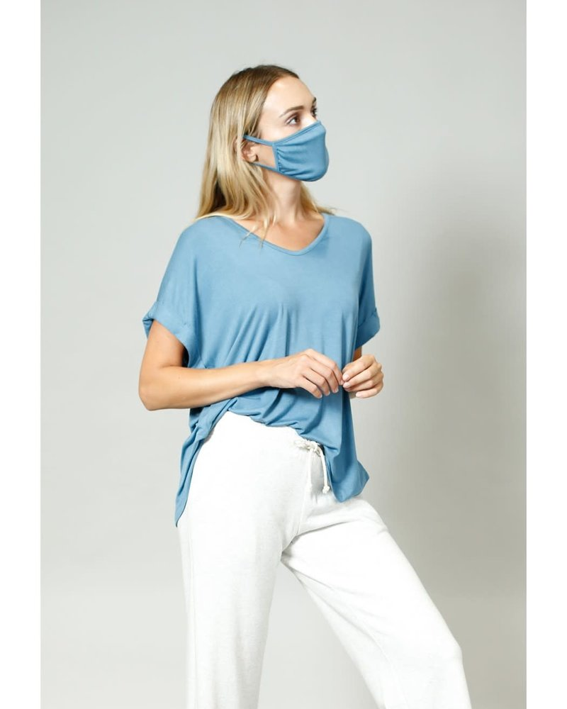 Coin1804 Coin1804 Adult Rayon Face Mask