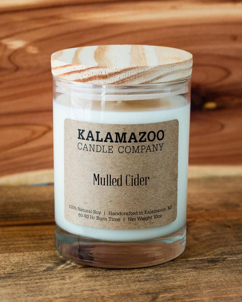 Kalamazoo Candle Co. Kalamazoo Jar Candle in Mulled Cider