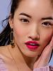 Larissa Loden Larissa Loden Rose Quartz 'Casablanca' Earrings