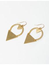 Larissa Loden 'Dart' Earrings