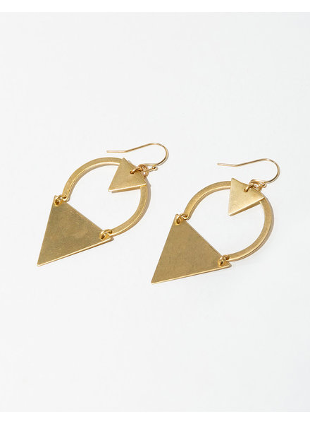 Larissa Loden 'Dart' Earrings