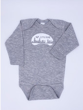 Emerson & Friends Long Sleeve 'Little Bean' Onesie