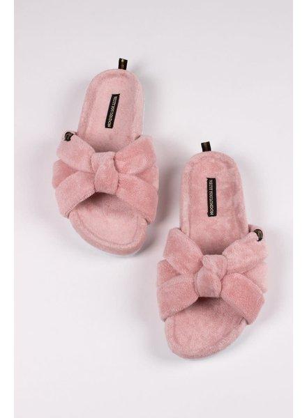 Pretty You London 'Ariel' Slides Gift Set   Pink **FINAL SALE**