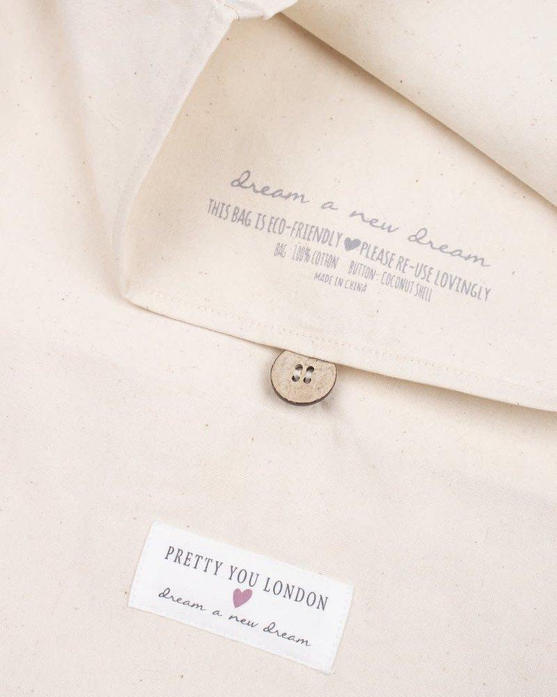 Pretty You London Pretty You London 'Albany' Slides Gift Set   Mink