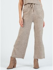 Lucca Couture 'Teff' Sweater Knit Pants