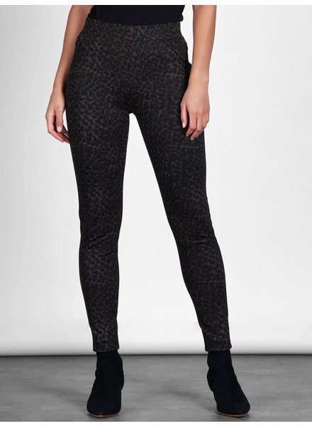Sanctuary Clothing Latte Leopard 'Runway' Legging **FINAL SALE**