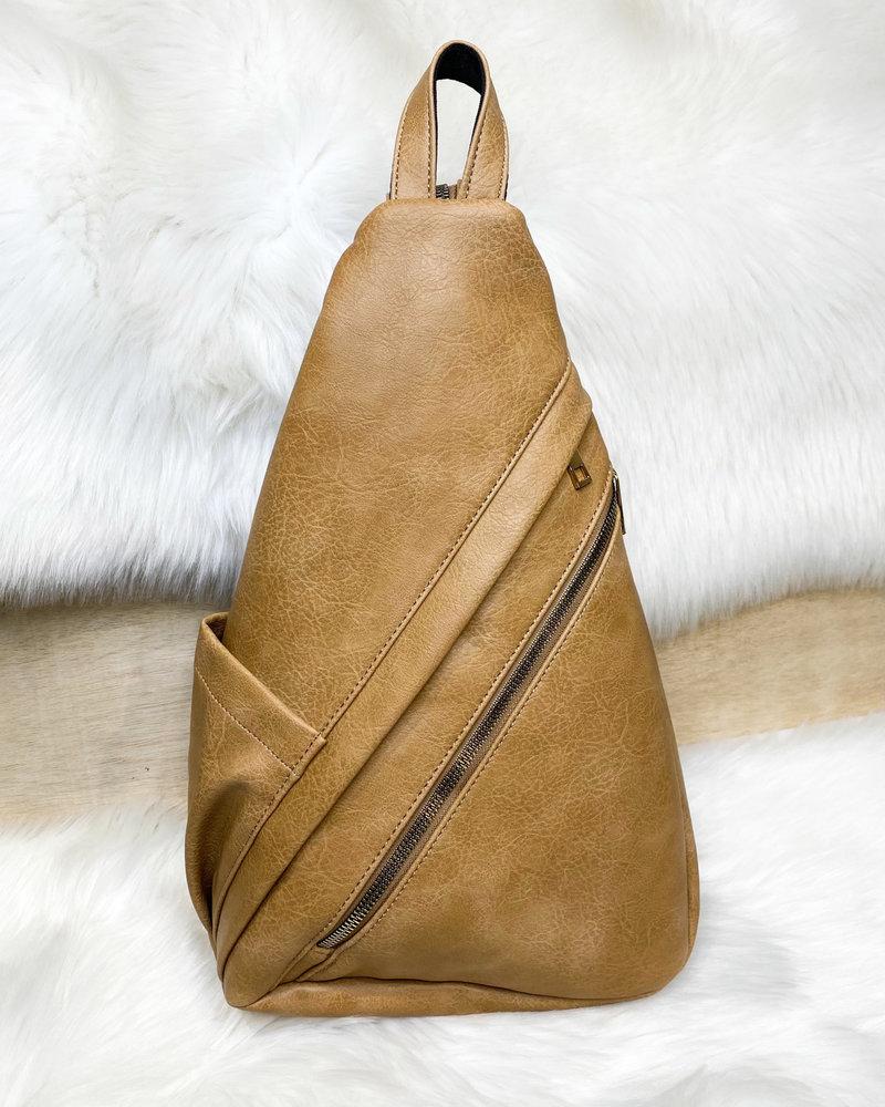 Belle Up 'Sashay Shantay'  Sling Backpack