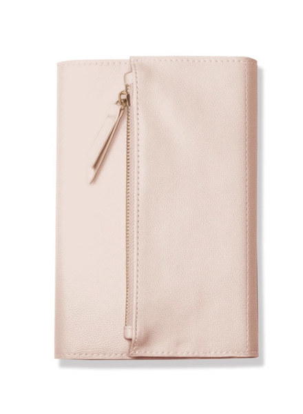 Fringe Studio Clutch Journal  | Blush