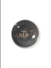 Fringe Studio 'Artiste' Round Trinket Tray