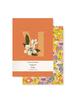 Fringe Studio Fringe Studio Monogram Floral Mini Journal Set (Pack of 2) **FINAL SALE**