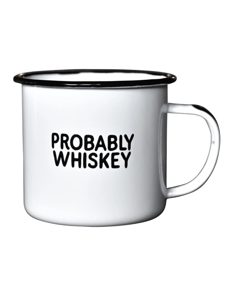 Swag Brewery Swag Brewery Enamel Mug | Probably Whiskey