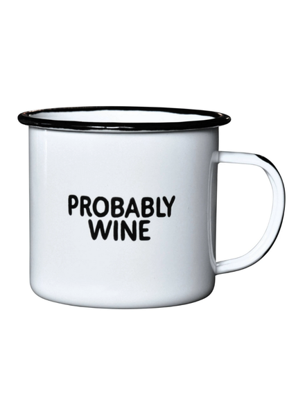 Swag Brewery Enamel Mug | Probably Wine