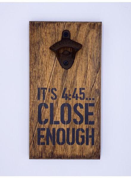 Rustic Marlin Bottle Opener | Close Enough