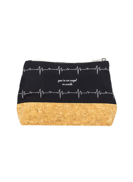 About Face Designs Cosmetic Bag | Angel in Scrubs