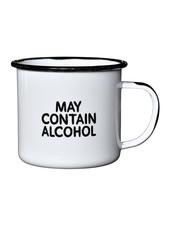 Swag Brewery Enamel Mug | May Contain Alcohol