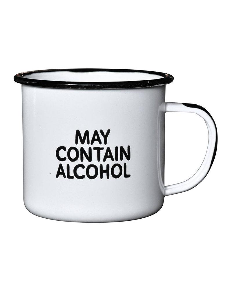 Swag Brewery Swag Brewery Enamel Mug | May Contain Alcohol