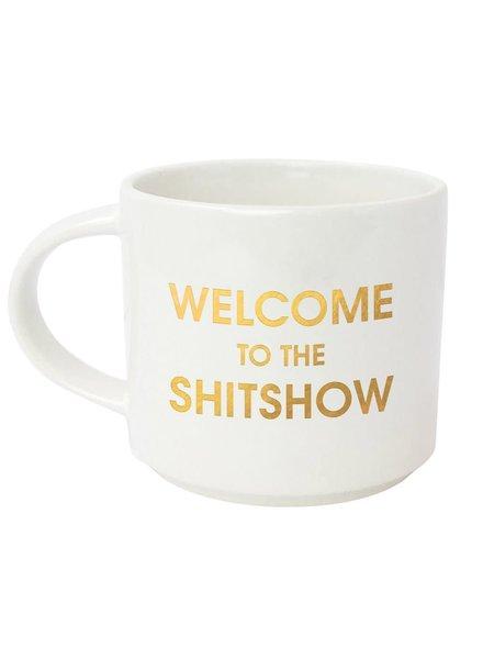 Chez Gagne Oversized Stacking Mug | Sh*tshow