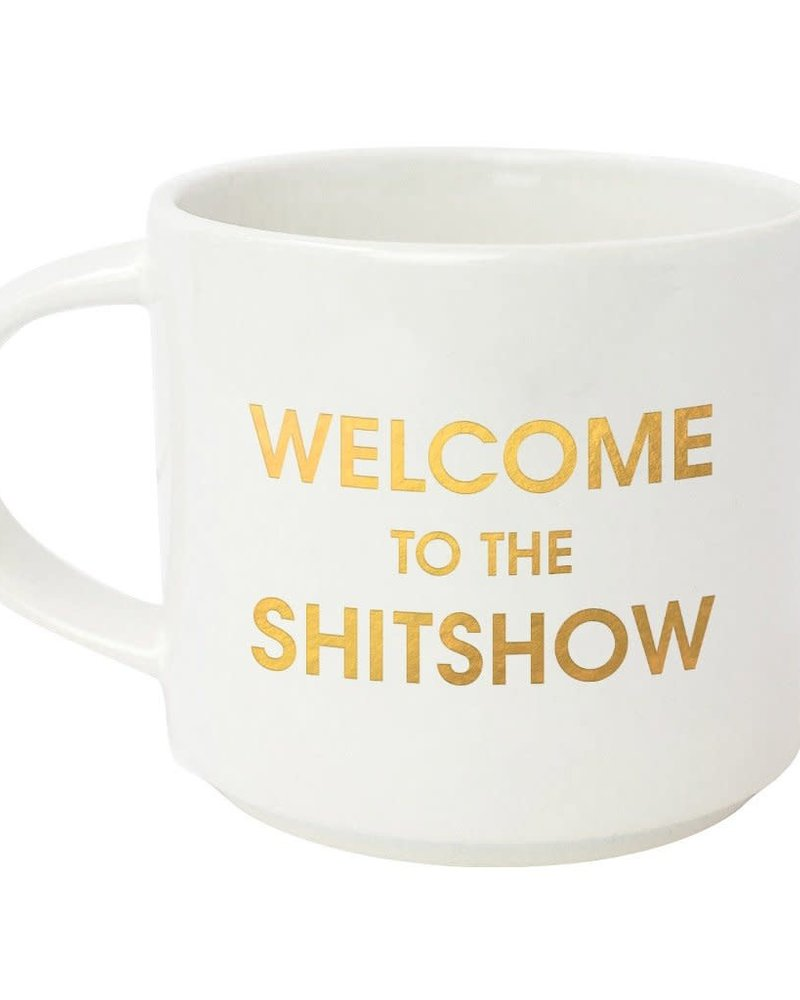 Chez Gagne Chez Gagne Oversized Stacking Mug | Sh*tshow