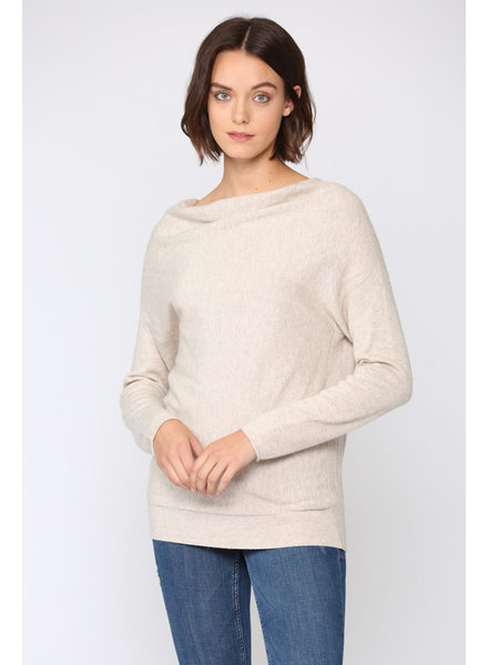 Fate by LFD 'For The Love Of Oats' Cashmere Blend Sweater