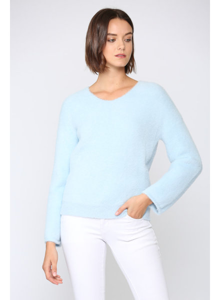 Fate by LFD 'Head In The Clouds' Fuzzy Sweater