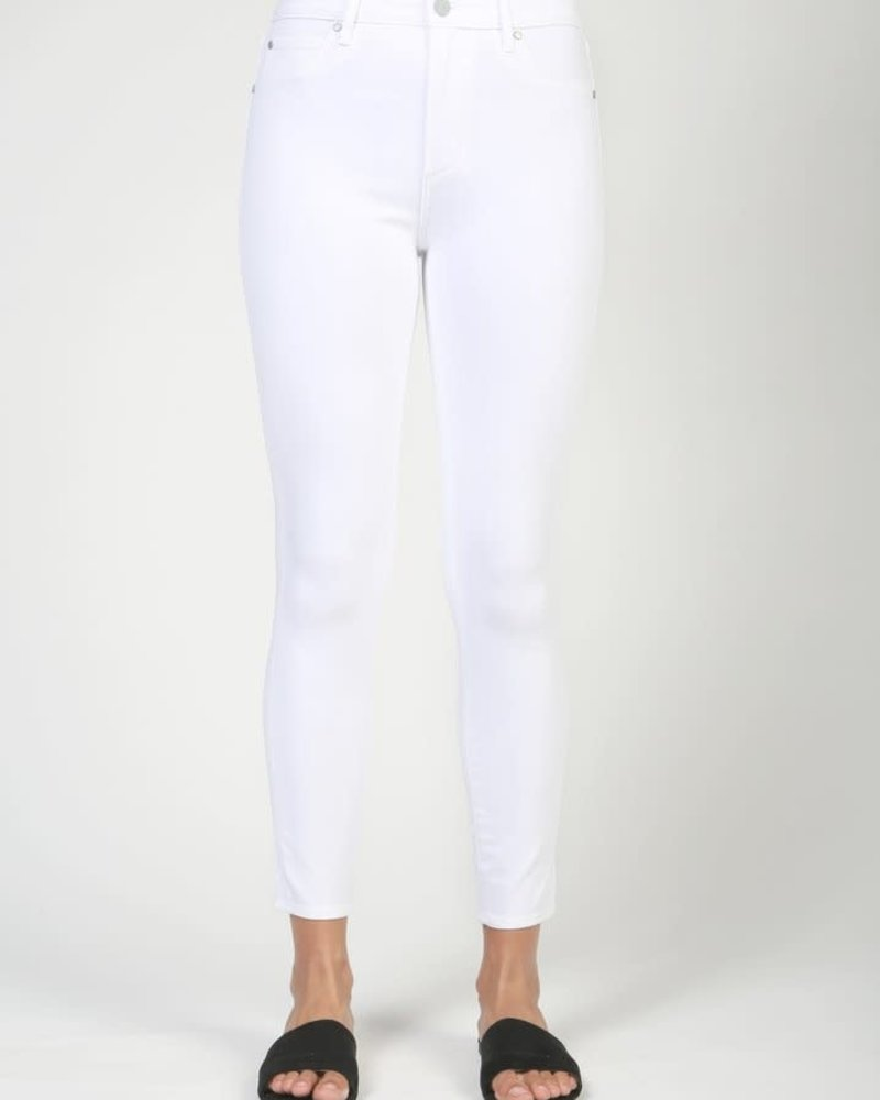 Articles of Society Articles of Society 'Heather' High Rise Skinny Crop Jean in Desire **FINAL SALE**