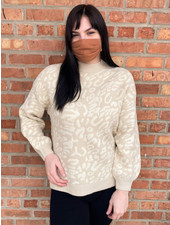 RD Style 'You're Spot On' Sweater **FINAL SALE**