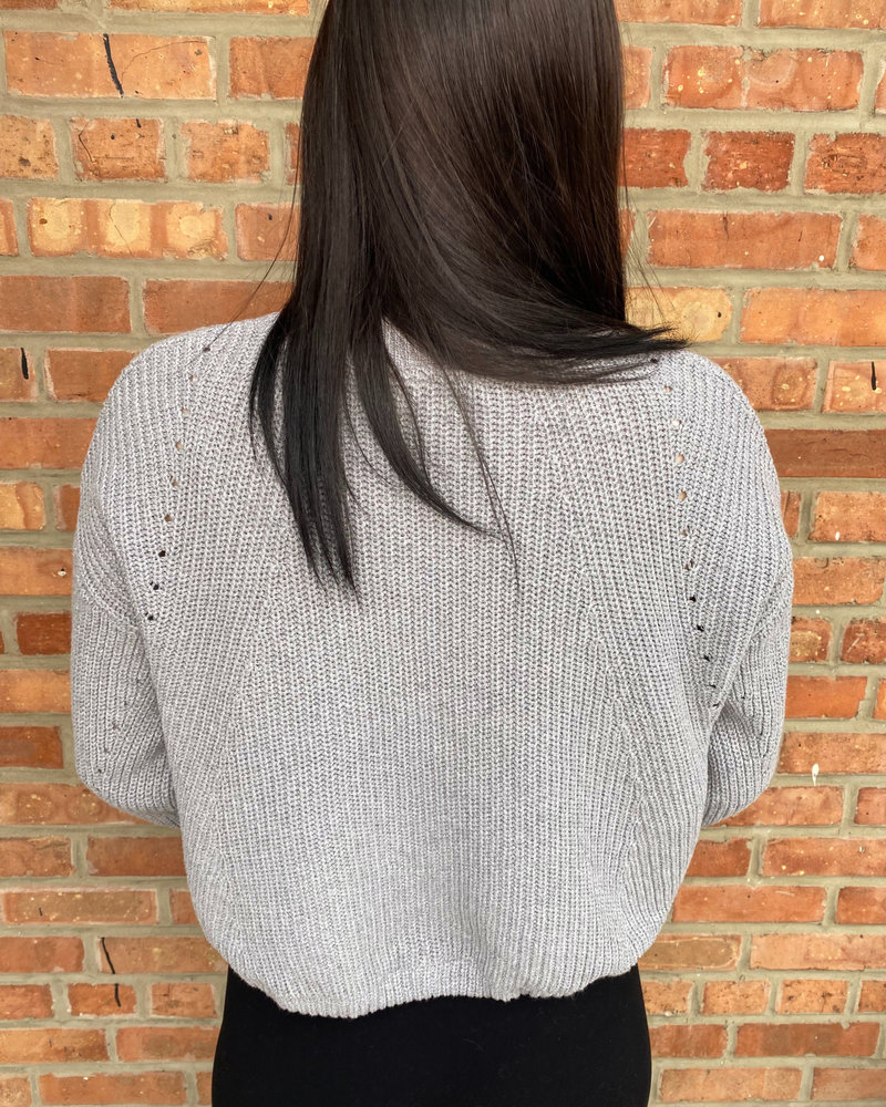 RD Style RD Style 'Access Granite' Sweater **FINAL SALE**