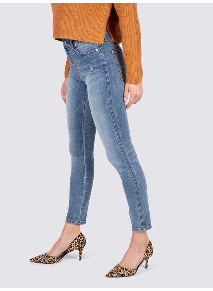 Lila Ryan Sloane High Rise Skinny Ankle Jean | Newport