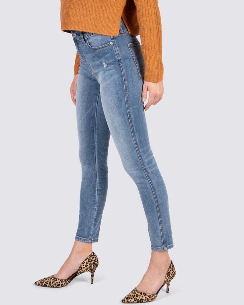 Lila Ryan Lila Ryan Sloane High Rise Skinny Ankle Jean | Newport