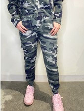 RD Style 'Fade Into the Background' Camo Jogger