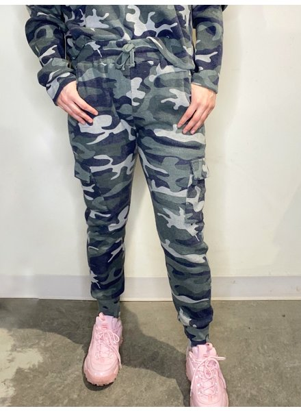 RD Style 'Fade Into the Background' Camo Jogger **FINAL SALE**
