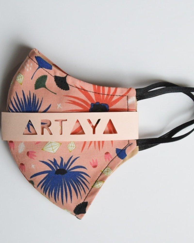Artaya Loka Artaya Adult Face Mask | Pink Sparkler