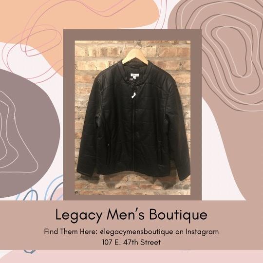 Belle Up Black Owned Chicago_Legacy Mens Boutique