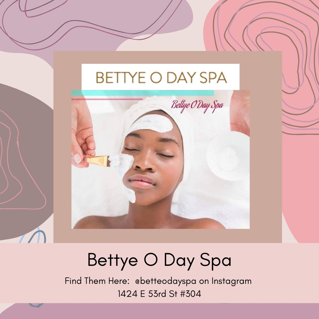 Black Owned Chicago 2021_Bettye O Day Spa