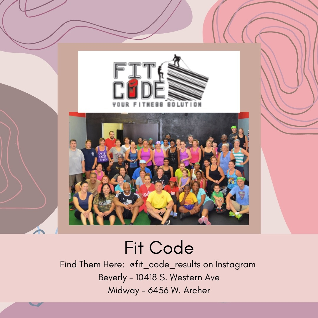 Black Owned Chicago 2021_Fit Code