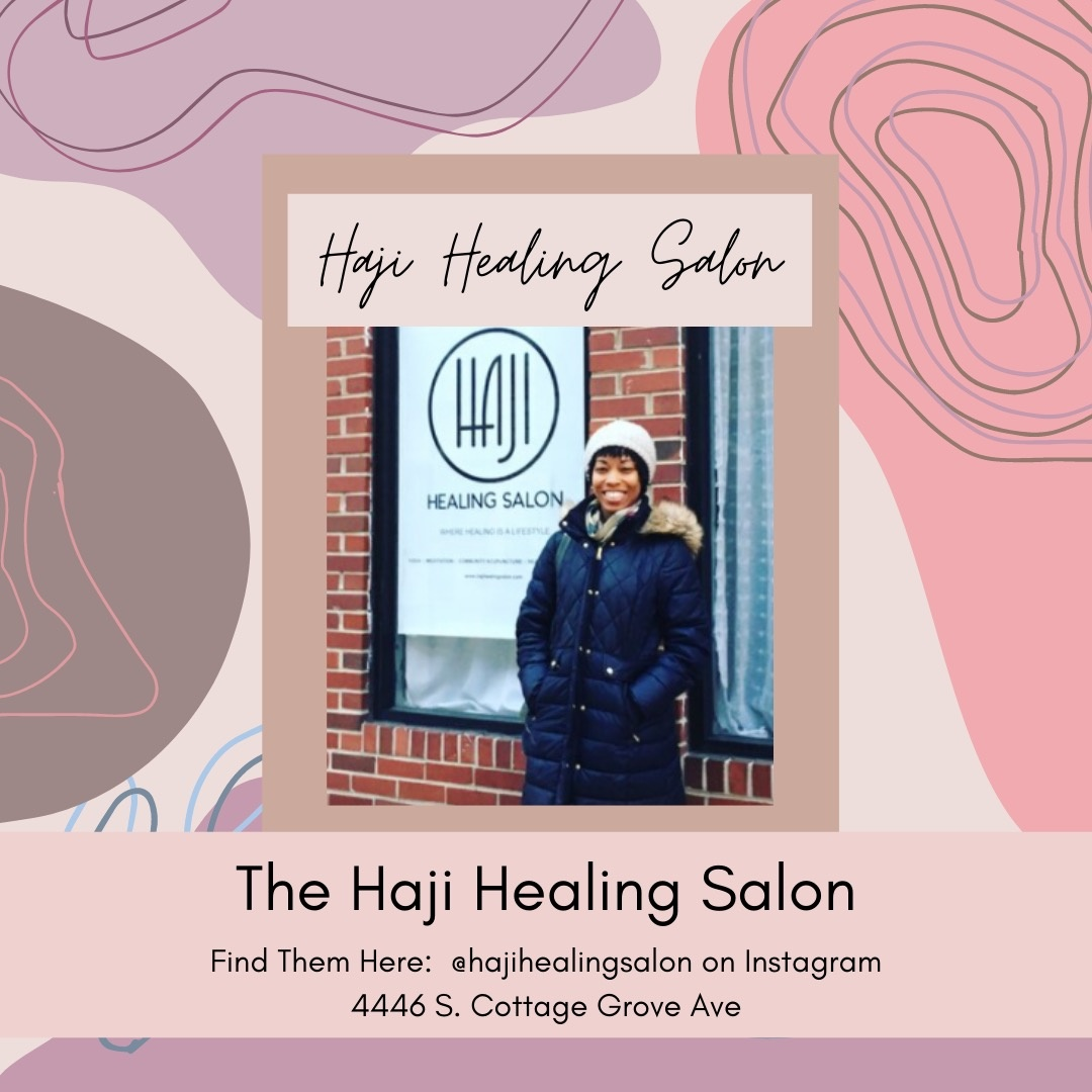 Black Owned Chicago 2021_Haji Healing Salon