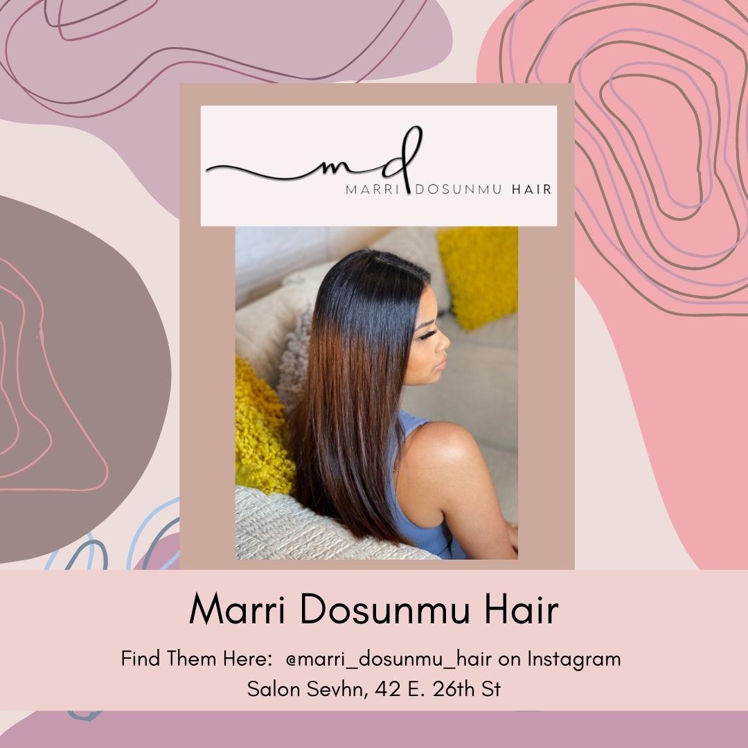 Black Owned Chicago 2021_Marri Dosunmu Hair