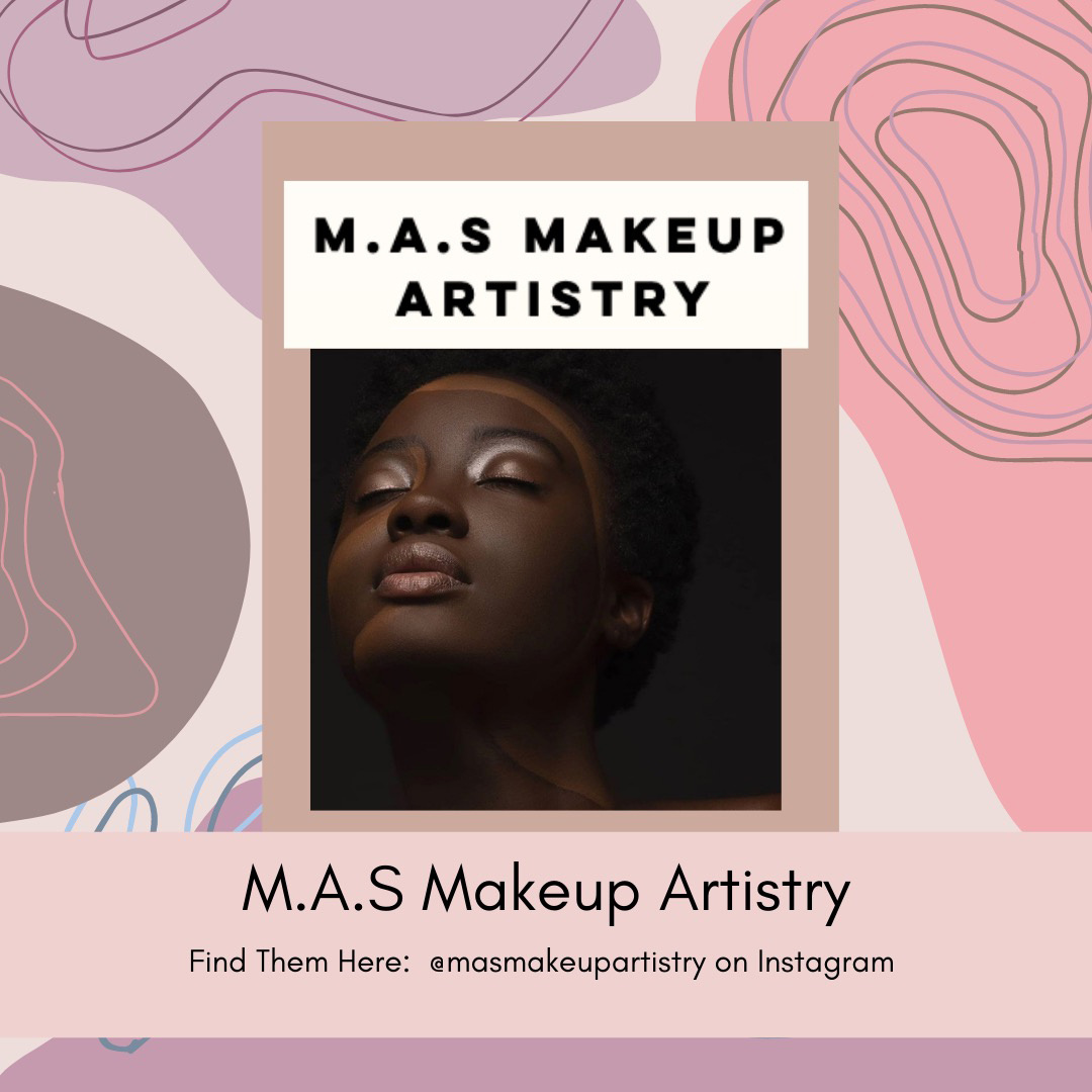 Black Owned Chicago 2021_MAS Makeup Artistry
